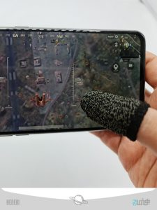 Gaming finger gloves